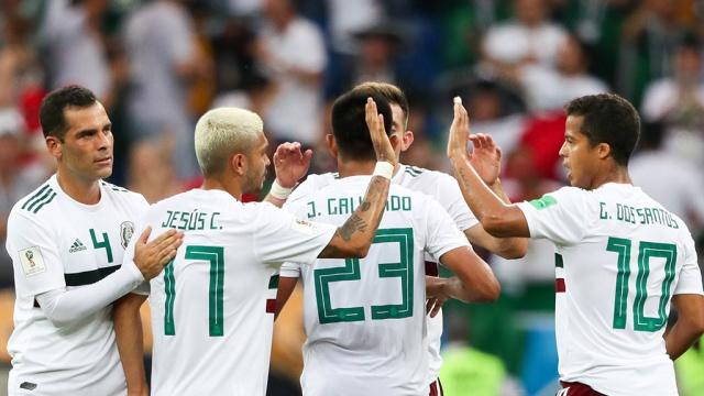 Мексиканцы обыграли сборную Южной Кореи в Ростове-на-Дону