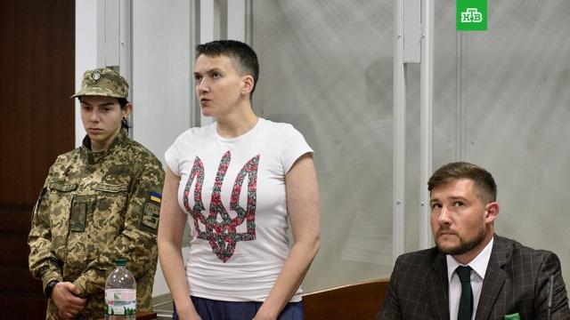 """Савченко: Киев """"получит по зубам"""" за войну в Донбассе"""