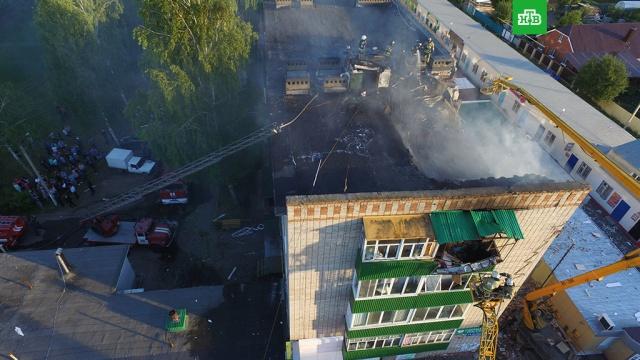 Двоих пострадавших при взрыве газа в Татарстане перевезли в Казань