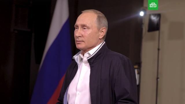 """""""Не ограничивайтесь лайками в соцсетях"""": Путин поздравил выпускников"""