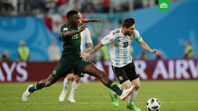 Аргентина и Хорватия вышли в плей-офф ЧМ-2018
