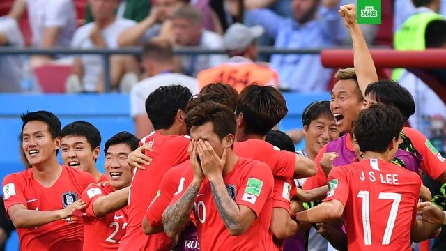 Германия сенсационно проиграла Южной Корее и вылетела с ЧМ-2018