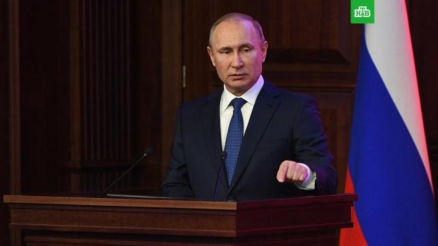Путин объявил о выводе более тысячи военных из Сирии
