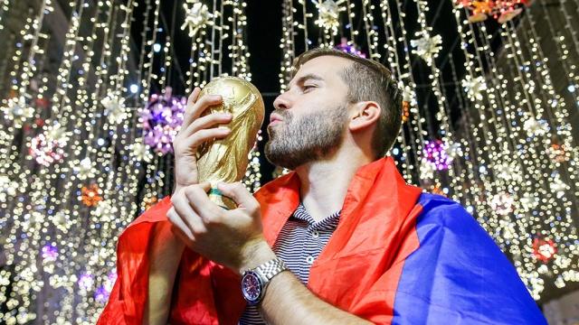 Россияне оценили шансы сборной в матче с Хорватией