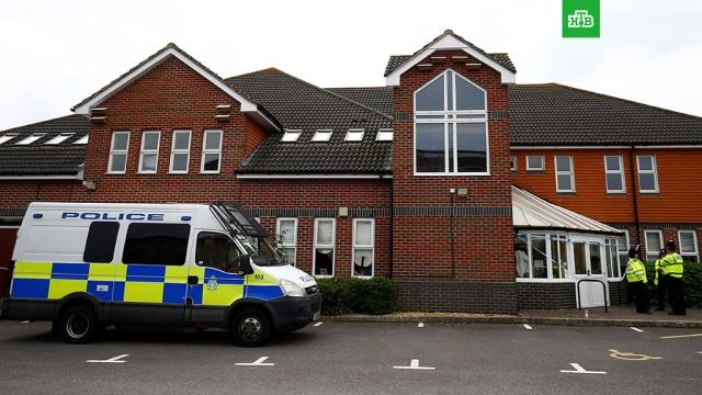 Расследование отравления в Эймсбери взял на себя контртеррористический отдел