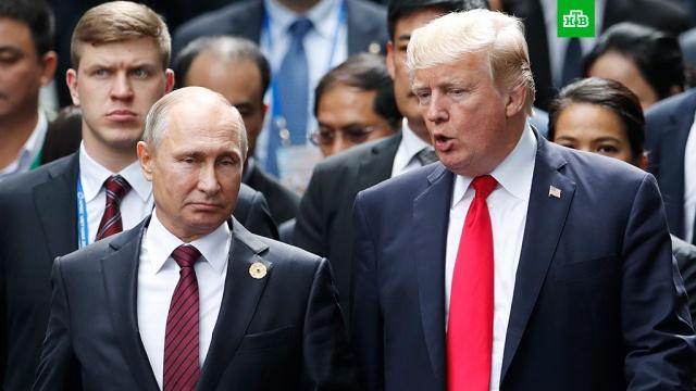 Хантсман: Путин и Трамп встретятся один на один