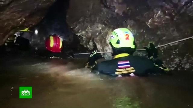 СМИ: в Таиланде сообщили о гибели спасавшего школьников из пещеры водолаза