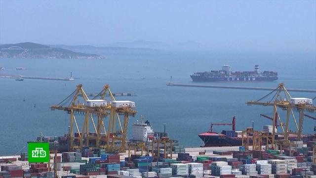 В КНР назвали введение пошлин США началом крупнейшей торговой войны