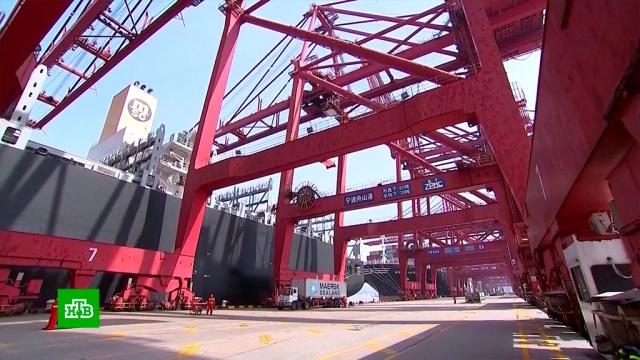 Китай обложил пошлинами товары из США на $34 млрд