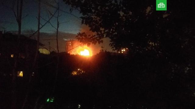 Пожар в жилом доме в центре Москвы локализован