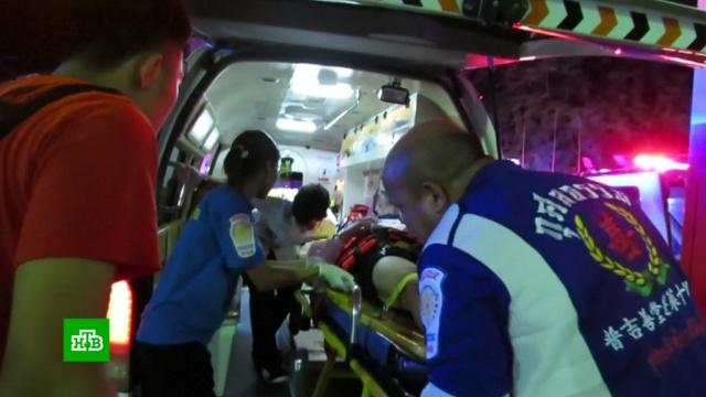 При крушении двух судов в Таиланде погибли 18 туристов