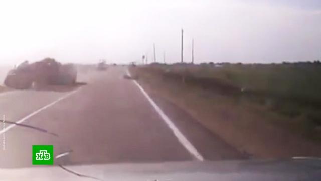 Девять человек погибли при столкновении двух машин в Краснодарском крае