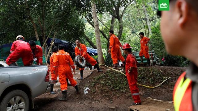 Илон Маск направил инженеров на спасение подростков из пещеры в Таиланде