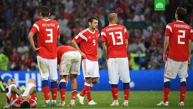 Игрой с хорватами российские футболисты влюбили в себя всю страну