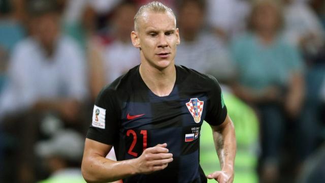 """СМИ: крикнувший """"Слава Украине!"""" хорватский футболист может отделаться штрафом"""