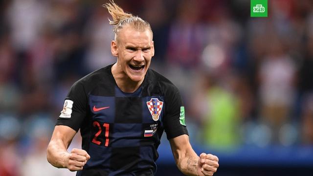 ФИФА вынесла предупреждение хорватскому футболисту за лозунг Слава Украине!