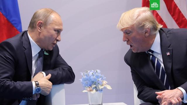 НАТО опасается, что после встречи с Путиным Трамп выведет войска из Европы