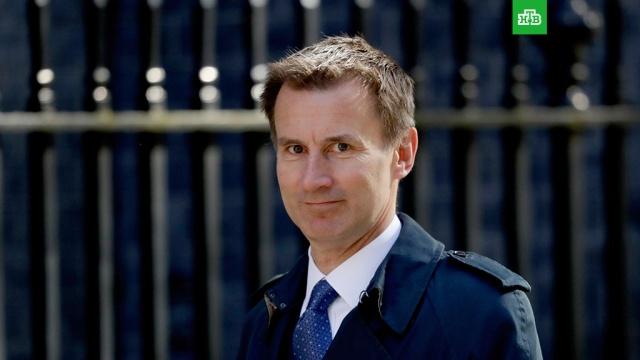 Британский МИД возглавил экс-министр здравоохранения