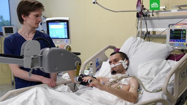 В реанимации московских больниц разрешили пускать родственников пациентов