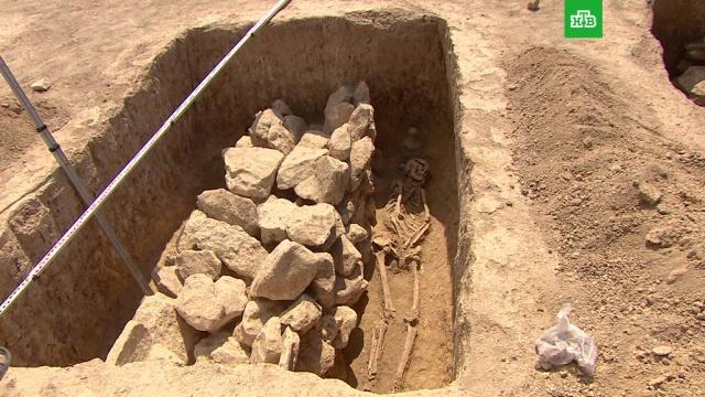 Научная сенсация: российские археологи нашли в Крыму древний некрополь