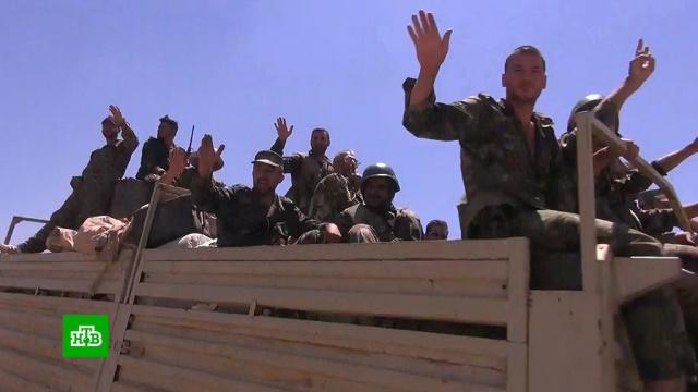 В самую южную сирийскую деревню пришел российский гуманитарный груз