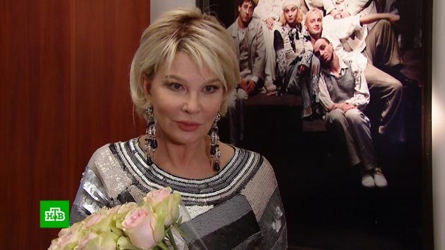 Актриса и телеведущая Татьяна Веденеева отмечает 65-летие