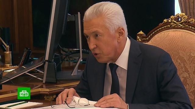 Васильев доложил Путину о 200 наказанных за коррупцию дагестанских чиновниках