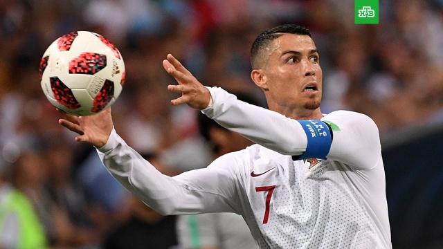 """""""Реал"""" объявил о переходе Криштиану Роналду в """"Ювентус"""""""