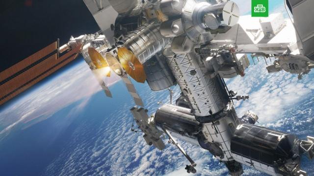 Двигатель американского корабля Cygnus впервые использовали для коррекции орбиты МКС
