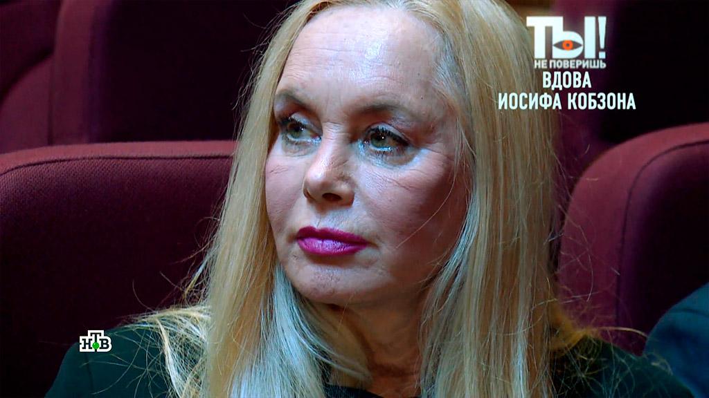 Вдова Кобзона нашла способ справиться с горем // НТВ.Ru